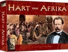 Hart van Afrika - Bordspel