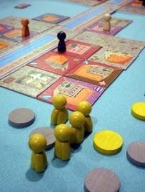 Lungarno - bordspel
