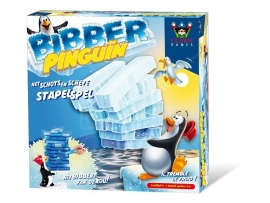 Bibber Pinguin - Bordspel