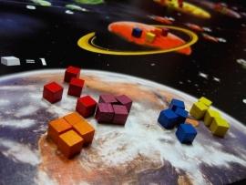 Andromeda - bordspel