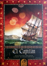 El Capitan - bordspel