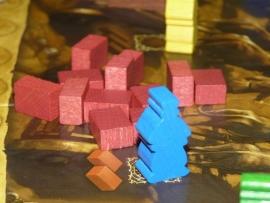 De koningsburcht - bordspel