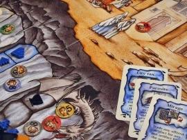 Morgenland - bordspel