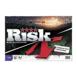 Risk (REFRESH uitvoering) - bordspel