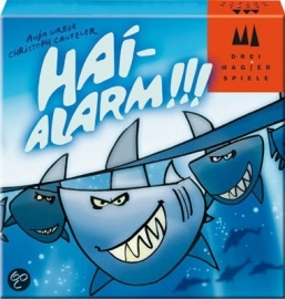 Haai-Alarm - Bordspel
