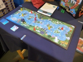 Loch Ness - bordspel