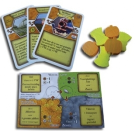 Agricola: De Lage Landen - Bordspel