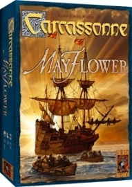Carcassonne Mayflower - bordspel