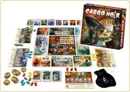 Cargo Noir - Bordspel