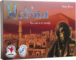 Medina - bordspel