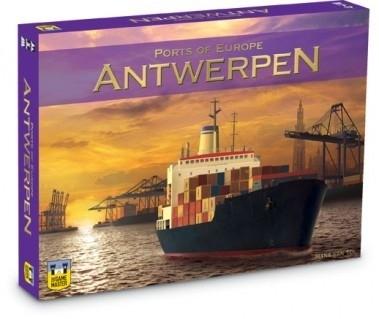 Antwerpen - bordspel