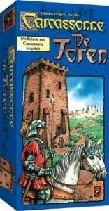 Carcassonne Uitbr. De Toren - bordspel