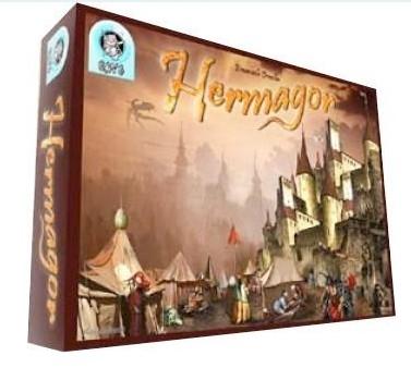 Hermagor - bordspel