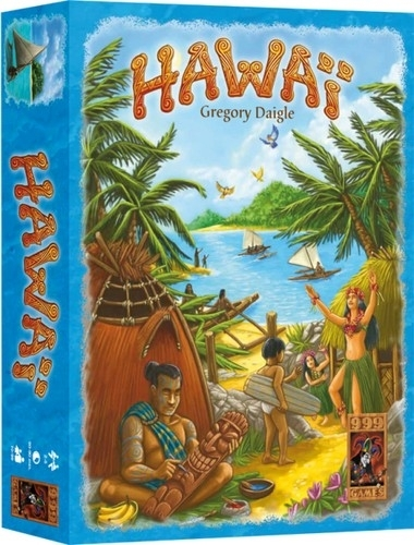Hawaii - Bordspel