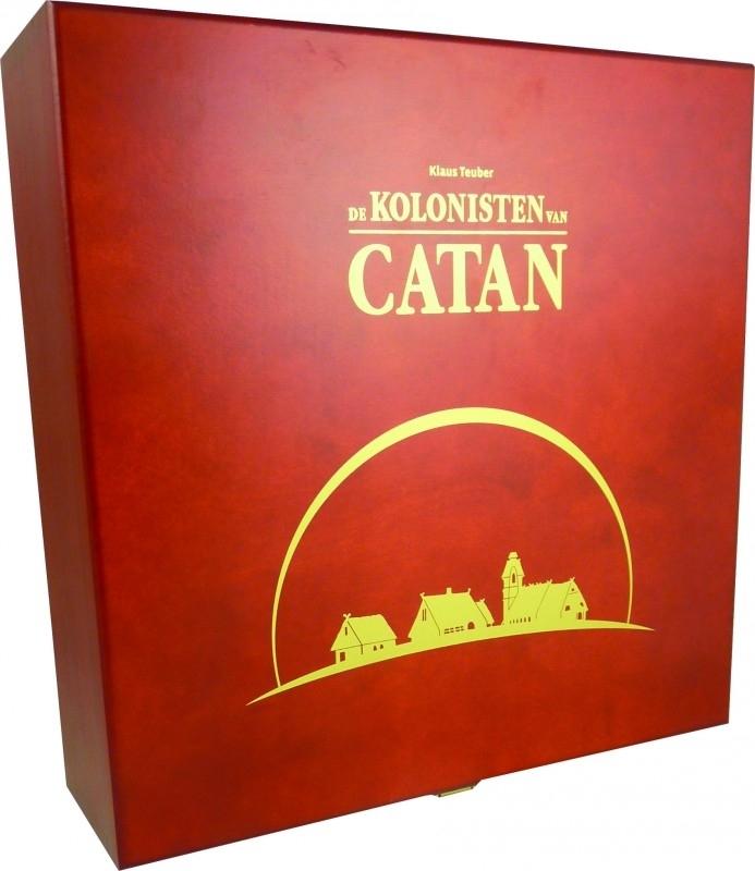 De Kolonisten van Catan Collector`s editie - bordspel