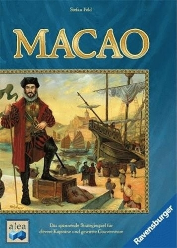 Macao - bordspel