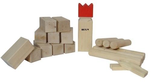 Kubb Competition (berkenhout) - Buitenspel