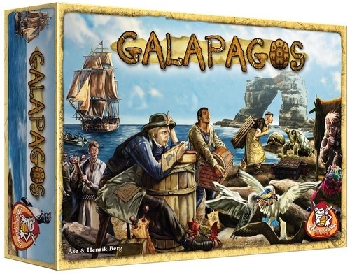 Galapagos - Bordspel