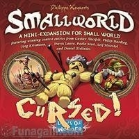 Small World Cursed - Uitbreiding ( Engelse Versie )