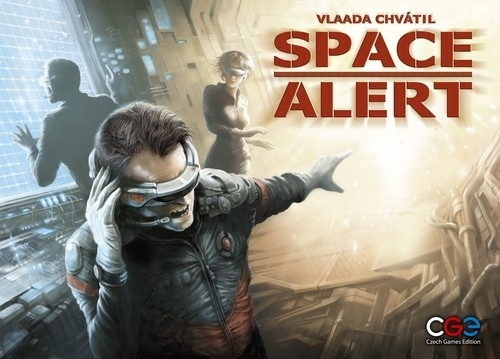 Space Alert - bordspel