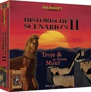 Historische Scenario`s II - bordspel