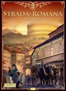Strada Romana - Bordspel