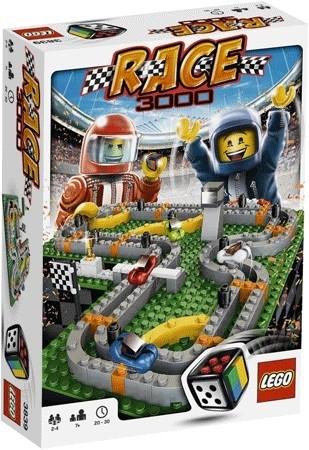 Lego Games - Race 3000 - Bordspel