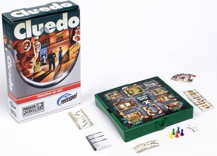 Cluedo - reiseditie