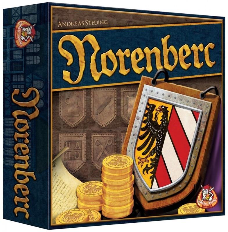 Norenberc - Bordspel
