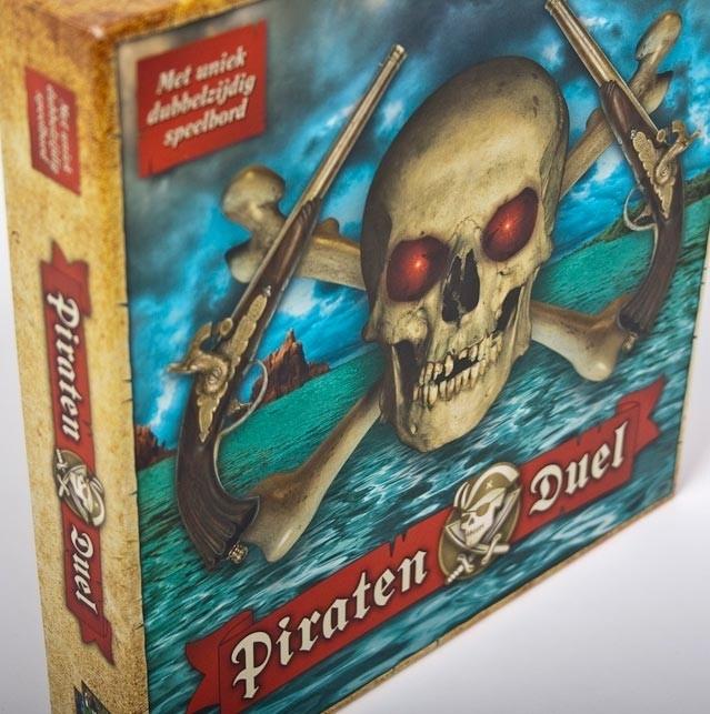 Piratenduel - Bordspel