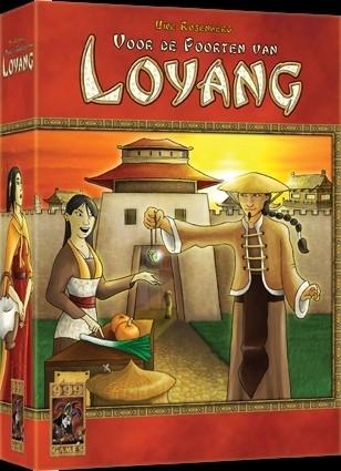 Voor de poorten van Loyang - bordspel