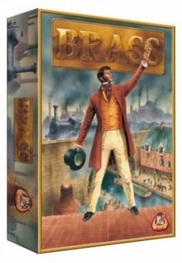 Brass - bordspel