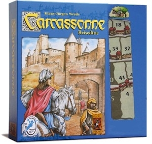 Carcassonne Reiseditie - bordspel