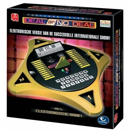 Deal Or No Deal Tabletop - spel
