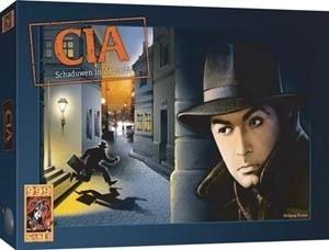 CIA - bordspel