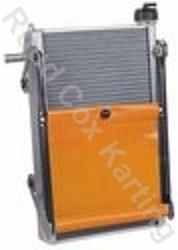 RADIATOR-KIT MAX 450x280x40mm ORANGE