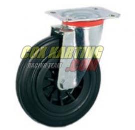Zwenkwiel voor pitkar (kartwagen) 100x30x50 ongeremd