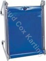 RADIATOR KG COVER KIT MAX BLUE