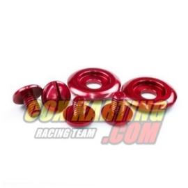 Arai schroevenkit kleur rood