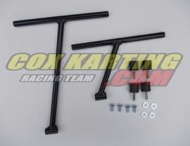 CRG Radiateur kit compleet zwart