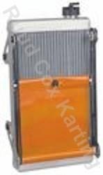 RADIATOR-KIT SPECIAL PLUS 440x255x40mm ORANGE