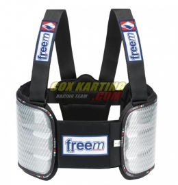 FreeM Brave Aluminium Flash Rib Protector (KIND)