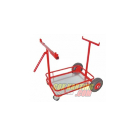 Kart trolley Rood