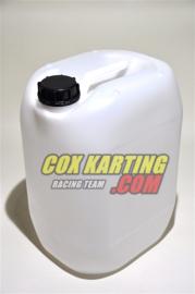 Jerrycan 20 liter wit