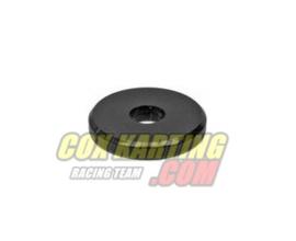 Stoel opvulring alu zwart 5x30 m/m