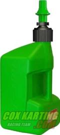 Tuff Jug Utility Jug with Green Ripper Cap 20 Liter