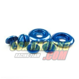 Screw kit voor Arai kleur blauw