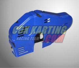 Ketting beschermer plastic Blauw