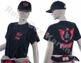 Wildkart T-Shirt zwart met logo S-M-L-XL-XXL