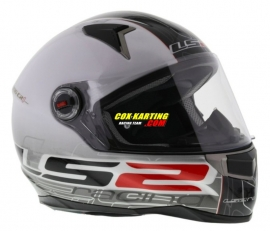 LS2  Helm FF396 Carbon CR1 Racing